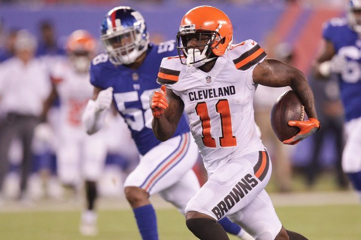 The Gut Check No.470: Late-Round Wide Receiver Bargains