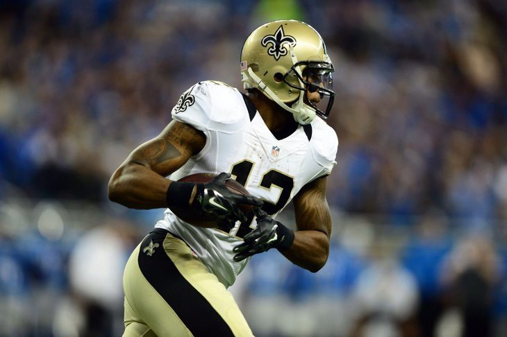 What if Marques Colston is lost for the season?