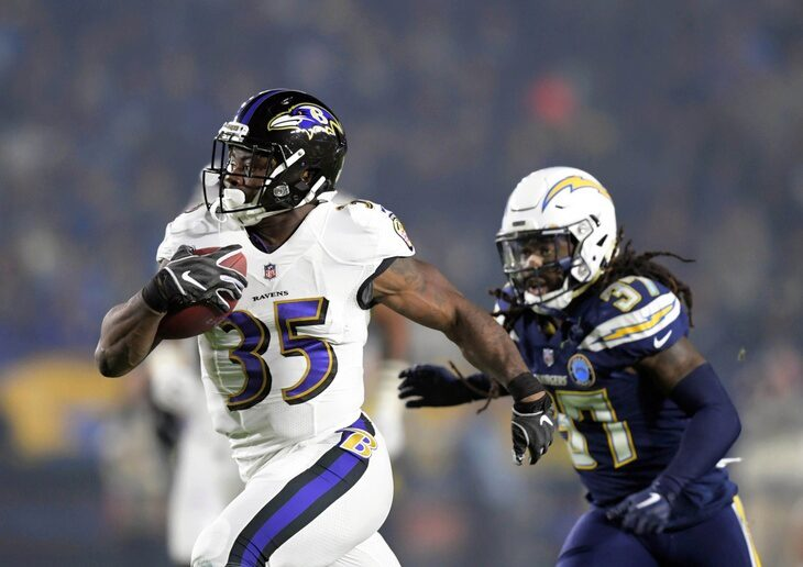 Pushing Your Auction Drafts Over the Top: Running Back Targets
