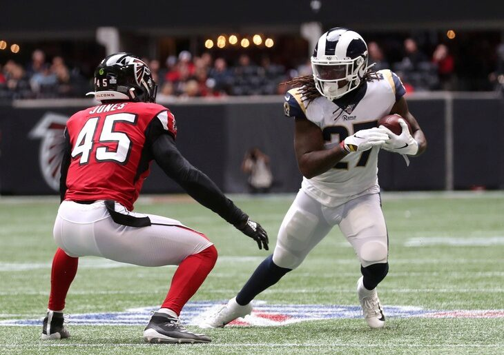 The Gut Check No.537: A Deep Dive into the Rams' Backfield