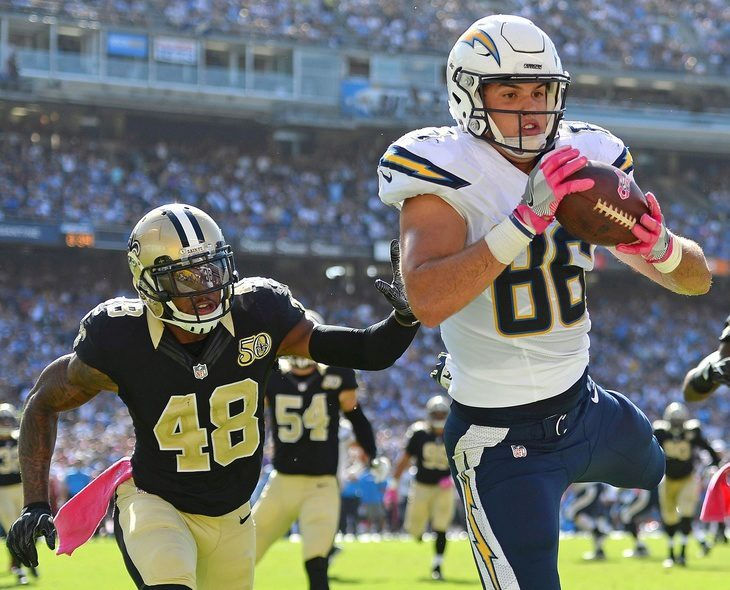Daily Fantasy Sports NFL Coverage: Week 8