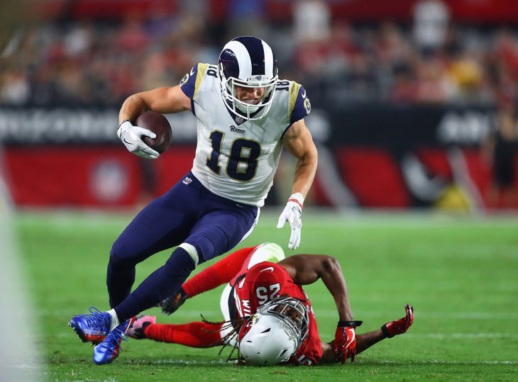 Monday Injury Rounds: Wide Receiver Update