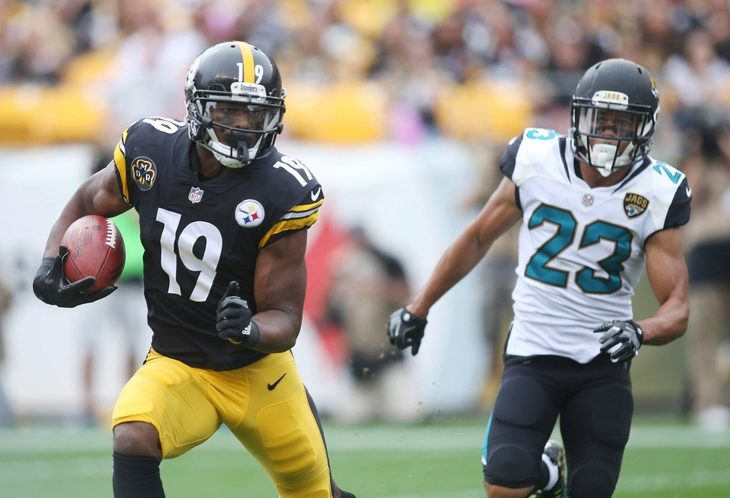 JuJu Smith-Schuster: A WR1 By Any Measure